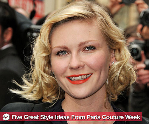 5 Great Style Ideas From Celebrities at 2011 Paris Haute Couture Week 2011-01-26 15:12:08