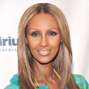 Iman's Three Different Hairstyles Over Just 10 Days