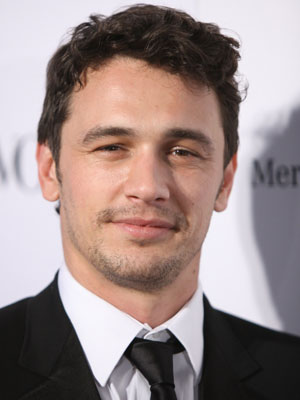 James Franco<br>Actor, <b>127 Hours</b>