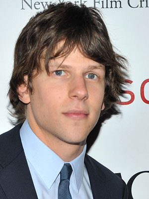 Jesse Eisenberg<br>Actor, <b>The Social Network</b>