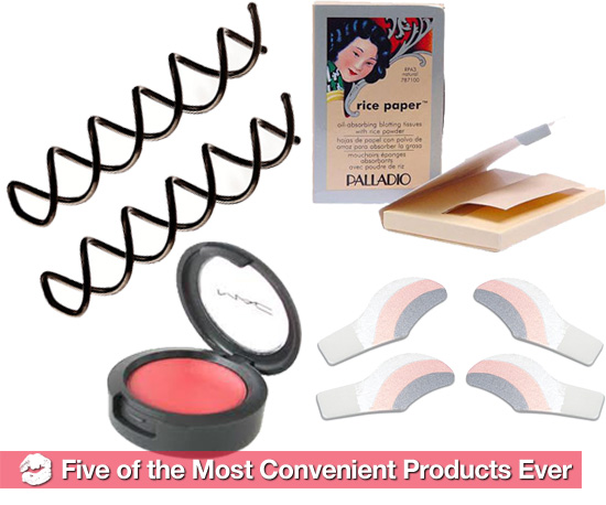 5 of the Most Convenient Beauty Products Ever