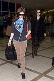 Anna Kendrick and Christian Serratos Return From a Breaking Dawn Adventure