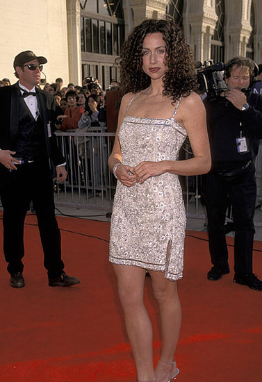 Minnie Driver showed off her stems in '98.