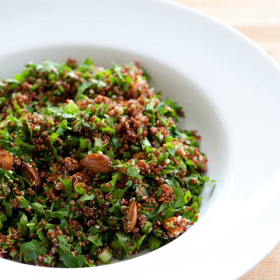 Winter quinoa recipes popsugar food for Cuisine quinoa
