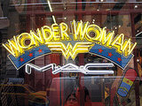 MAC Wonder Woman Pop-Up Shop