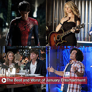Best Entertainment Moments in January