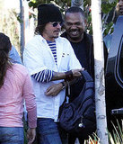 Johnny Depp Takes His Great and Powerful Self Around LA