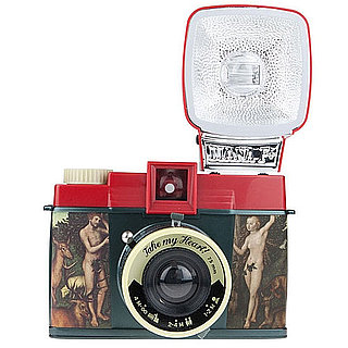 Diana F+ Valentine's Day Camera