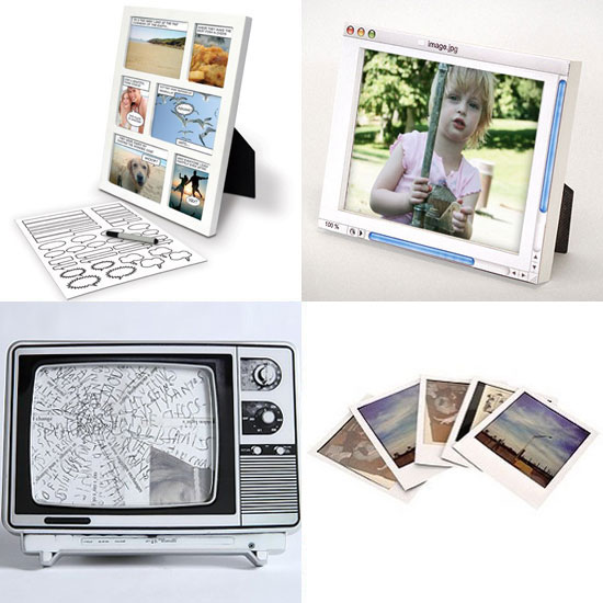 Geeky Photo Frames