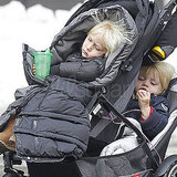 Pictures of Naomi Watts and Her Sons