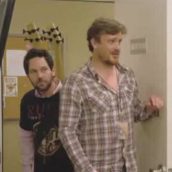 Jason Segel and Paul Rudd Funny or Die I Love You, Man Video 2011-01-31 11:17:30