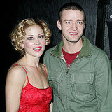 Justin Timberlake stopped to support Christina Applegate during her November 2005 Broadway production, Sweet Charity.