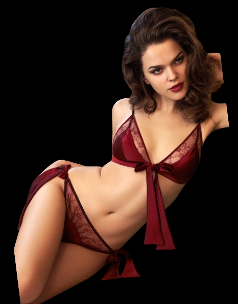 Fleur of England bra and panty ($244)