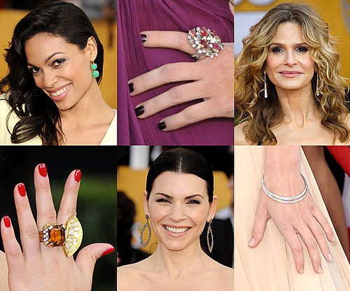 2011 SAG Awards: Shop the Red Carpet
