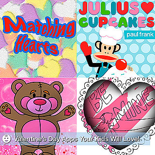 Valentine's Day iPhone Apps For Kids