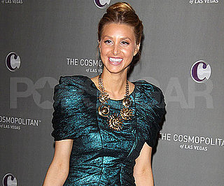 Slide Picture of Whitney Port Celebrating NYE 2011 in Las Vegas