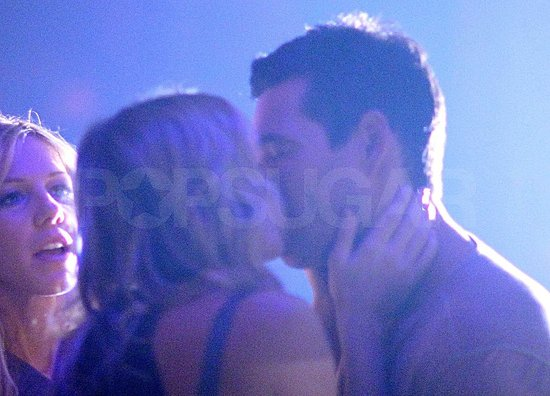 Pictures of Eddie Cibrian and LeAnn Rimes Celebrating NYE 2011 in Cabo
