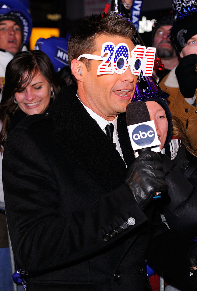 Pictures of Ryan Seacrest, Fergie, Jennifer Hudson, Jenny McCarthy, Avril Lavigne, Willow Smith, NKOTB on NYE 2011