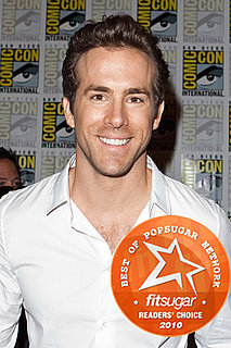 Ryan Reynolds Is the Fittest Male Celebrity of 2010