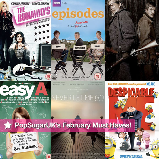 PopSugarUK's February Entertainment Must Haves!