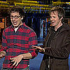 Saturday Night Live Promo With Dana Carvey and Andy Samberg