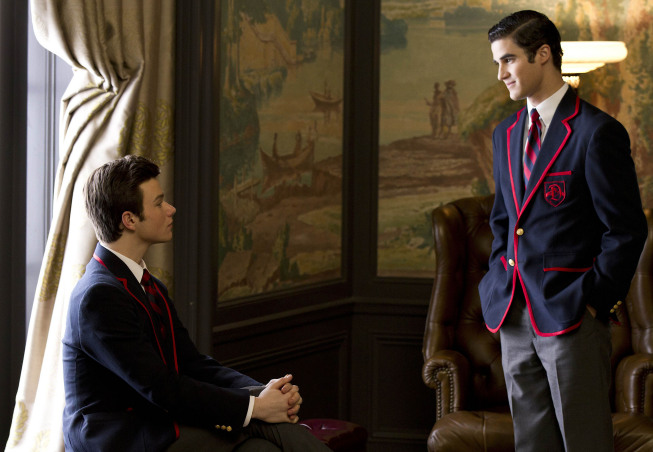 Kurt and Blaine, Glee