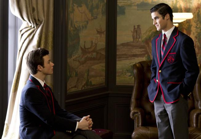 Kurt and Blaine, Glee