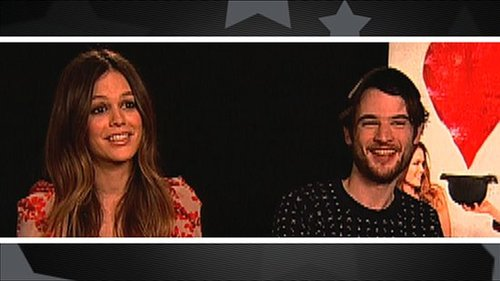 Video Interview With Rachel Bilson and Tom Sturridge For Waiting For Forever 2011-02-02 15:55:12