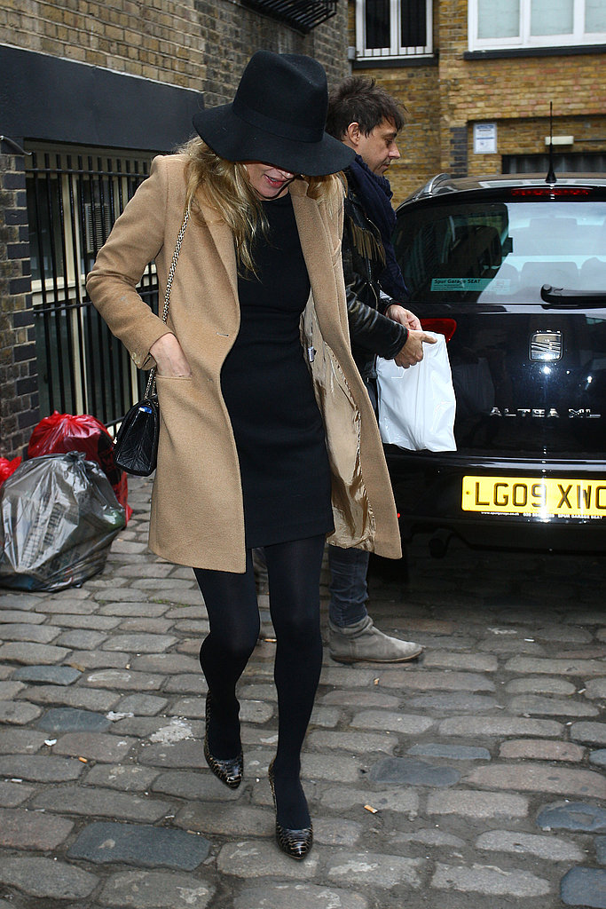 Kate Moss Keeps Spending Her Real Estate Money!
