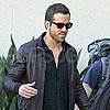 Pictures of Ryan Reynolds Arriving in Cape Town, South Africa