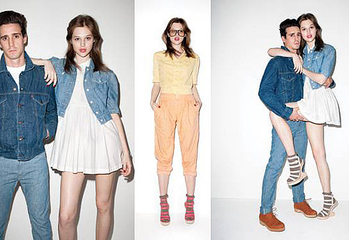 Opening Ceremony and Levi's Introduce Chambray Collection