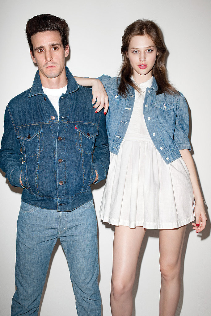 Opening Ceremony and Levi's Share Chambray