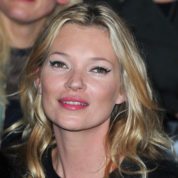 Pictures of Kate Moss in Dior Addict Lipstick Teaser