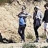 Pictures of Pregnant Natalie Portman Hiking in LA