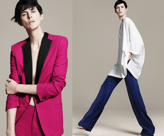 Zara's Spring '11 lookbook is amazing as usual. Check it out.