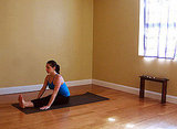 Easy Seated Forward Bend