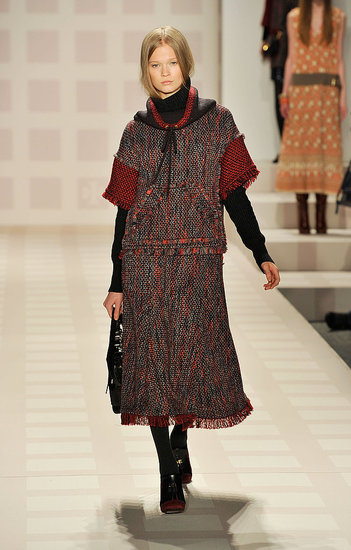 Fall 2011 New York Fashion Week: Tory Burch 2011-02-13 13:57:25