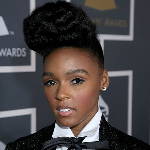 Get Makeup and Skin Like Janelle Monae at the 2011 Grammy Awards