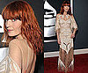 Florence Welch Grammys 2011 2011-02-13 16:07:09