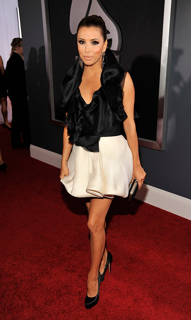 Eva Longoria Goes Glam For the Grammys!