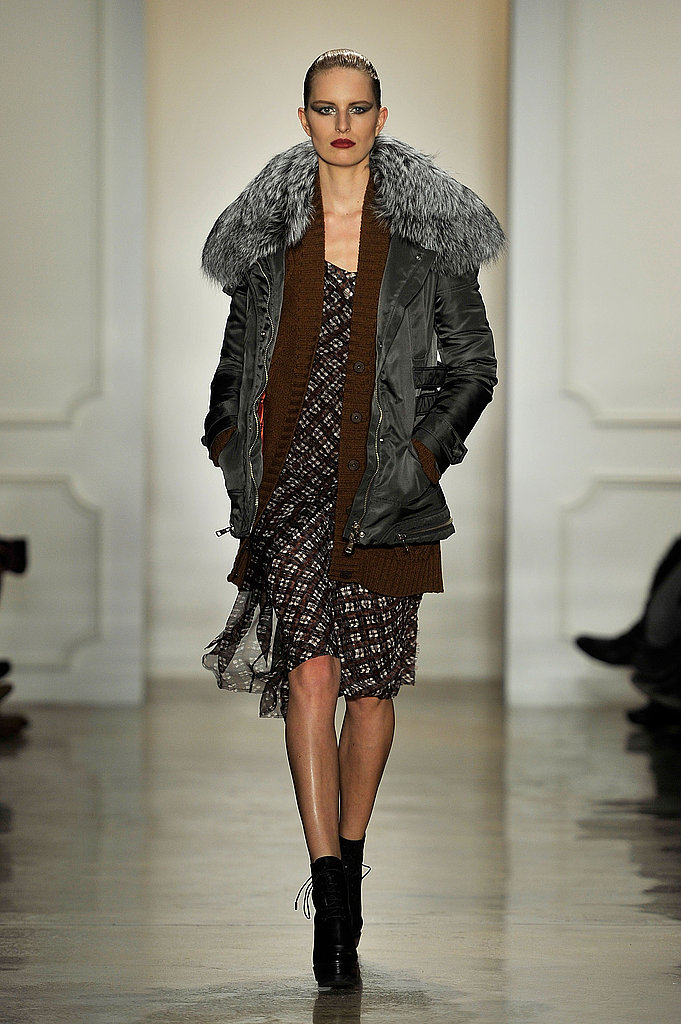 Fall 2011 New York Fashion Week: Altuzarra 2011-02-13 11:01:49