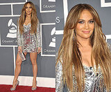 Jennifer Lopez Grammys 2011