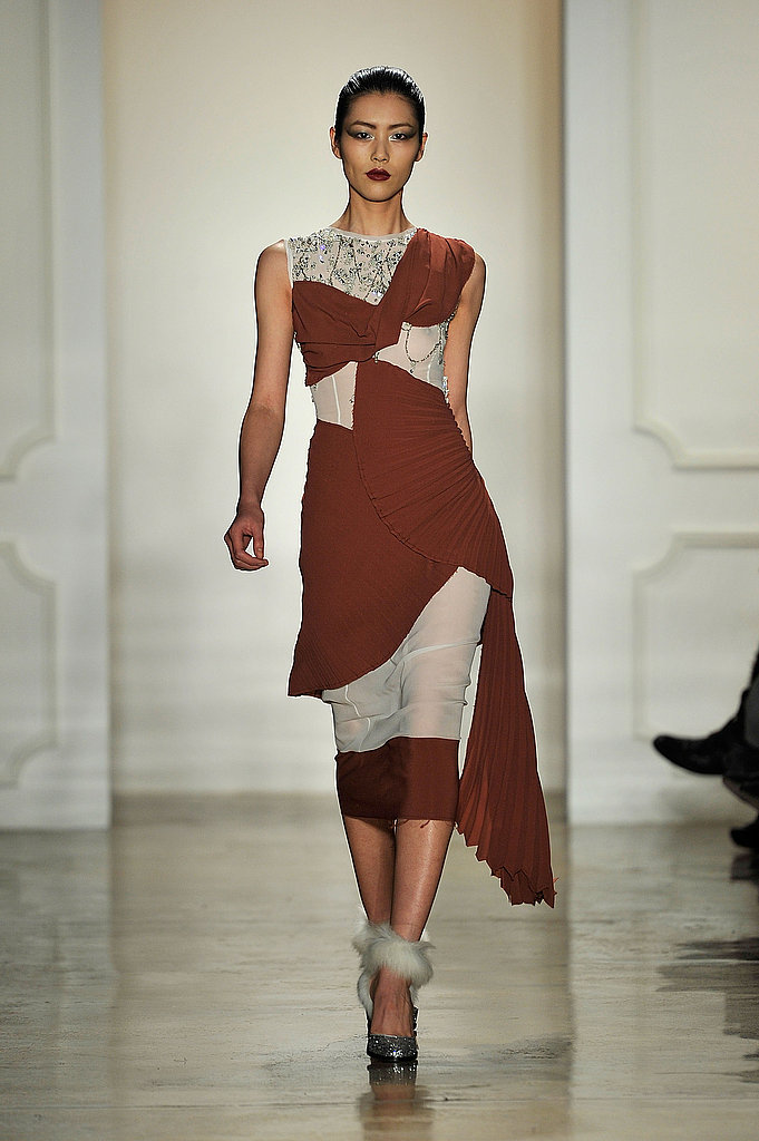 2011 Fall New York Fashion Week: Altuzarra