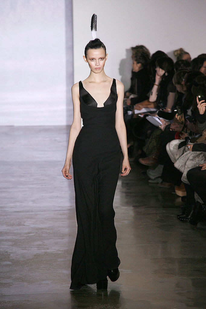 Fall 2011 New York Fashion Week: Cushnie et Ochs