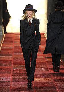 Fall 2011 New York Fashion Week: Tommy Hilfiger