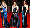 Photos of Celebrities in Blue Dresses at 2011 BAFTA Awards