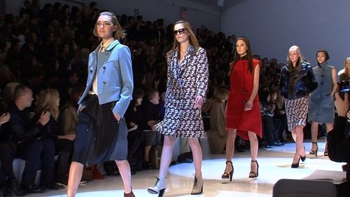 New York Fashion Week Fall 2011: Derek Lam Runway