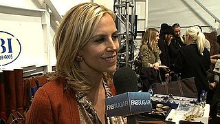 Tory Burch Designer Interview Fall 2011 New York Fashion Week