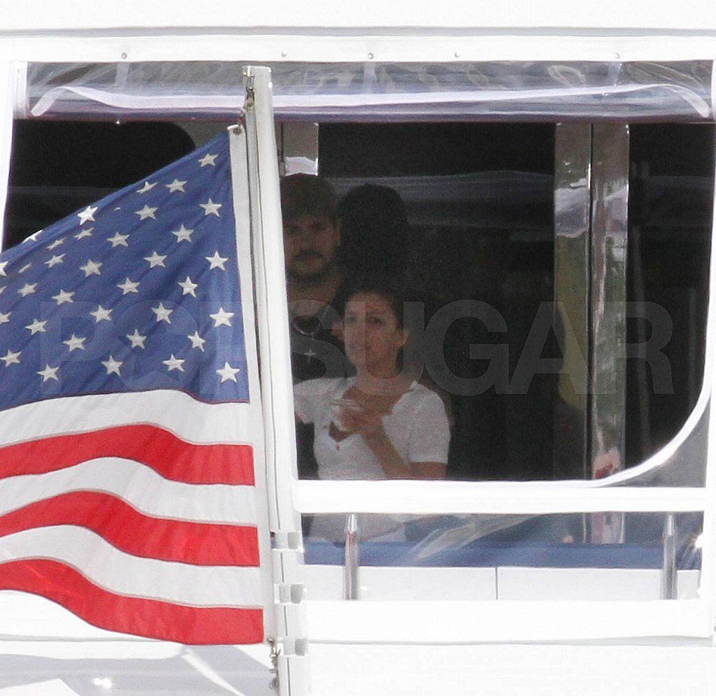Eva Longoria Has Fun on a Yacht With Jet-Setting Eduardo Cruz