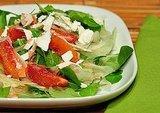 Arugula Salad With Blood Oranges and Fennel